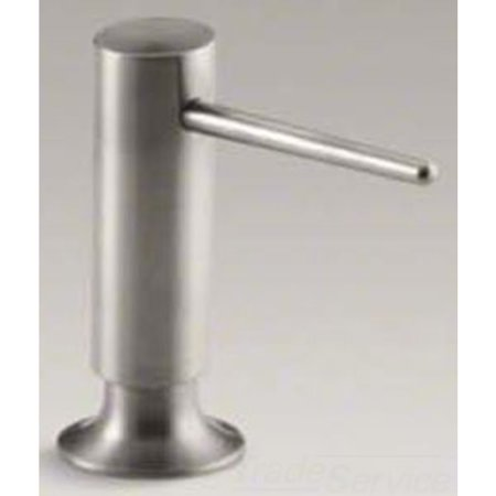 Kohler K-1995-VS Contemporary Soap/Lotion Dispenser - Stainless
