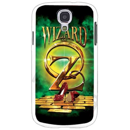 - Ganma wizard of oz logo theres no place like home Case For Samsung Galaxy Case (Case For Samsung Galaxy S4 Black)
