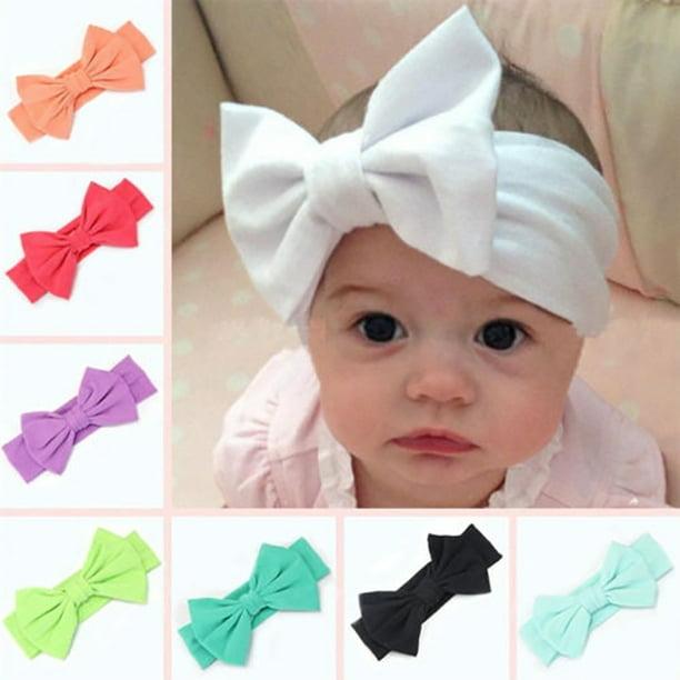 Baby// Toddler Bow Headbands Girls Hair