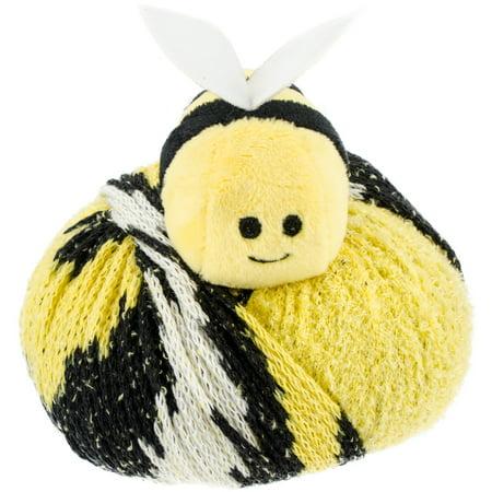 DMC Top This! Special FX Yarn-Bumblebee - Metallic