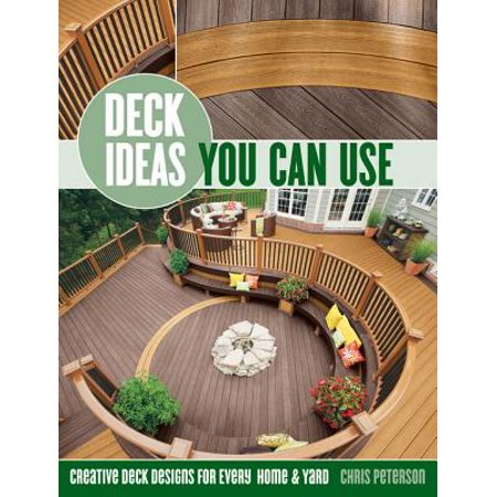 Deck Ideas You Can Use: Creative Deck Designs for Every Home & Yard - eBook - Yard Ideas For Halloween