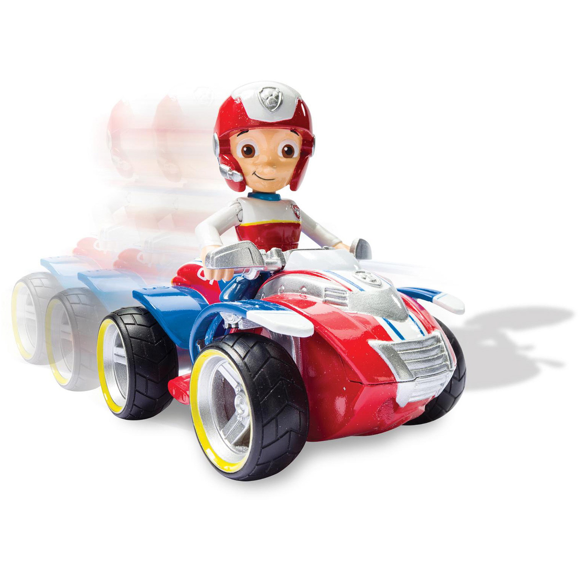 Nickelodeon Paw Patrol - Ryder's Rescue ATV, Vechicle and Figure