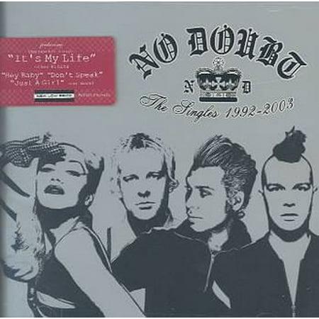 The Singles 1992-2003 (CD)