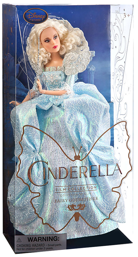 Disney Princess Film Collection Fairy Godmother Doll by