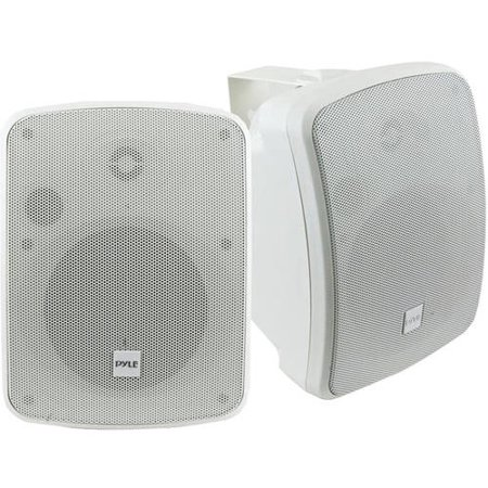Pyle Home 5.25″ Indoor/Outdoor 600-Watt Bluetooth Speaker System