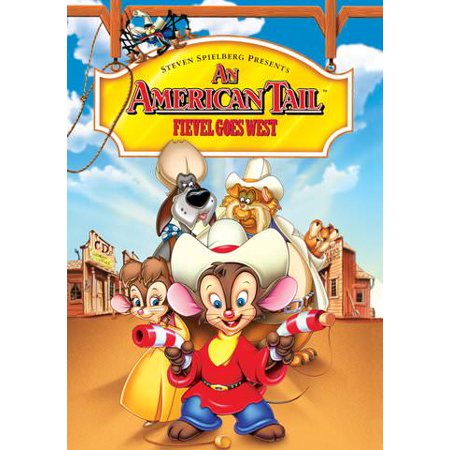 An American Tail: Fievel Goes West (Vudu Digital Video on