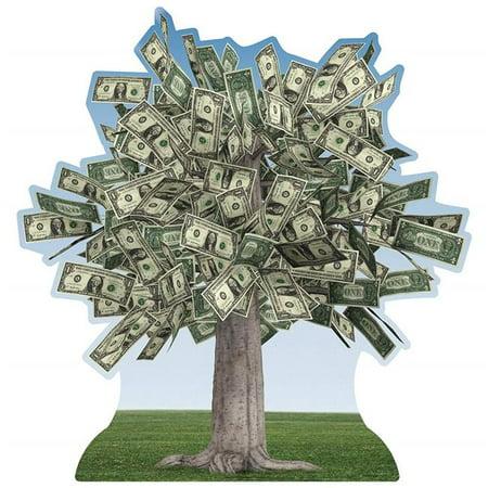 Star Cutouts SC2108 Money Tree Cardboard Cutout Standup](Tree Cutouts)