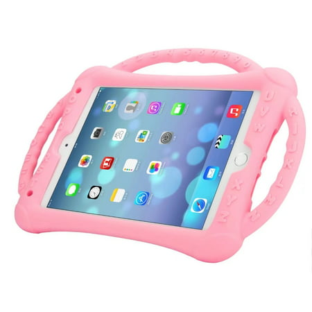 [New Design]Dteck iPad mini Case Kids Shockproof Handle Stand Cover For iPad mini, mini 2, mini 3 and mini 4,