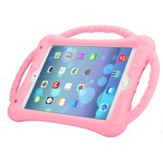 [New Design]Dteck iPad mini Case Kids Shockproof Handle Stand Cover For iPad mini, mini 2, mini 3 and mini 4, Pink