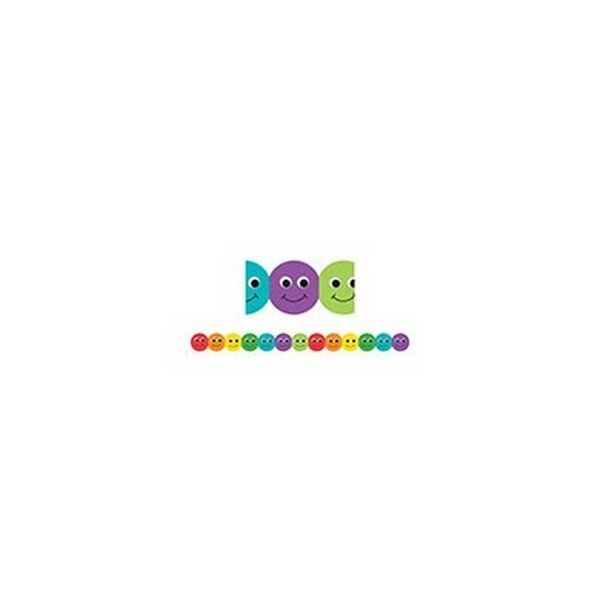 Hyg33610 Smiley Face Mighty Brights Border High-Quality Home Accessories by
