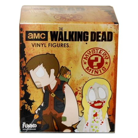 2014 Funko Walking Dead Series 1 Mini Figure 5 Sealed