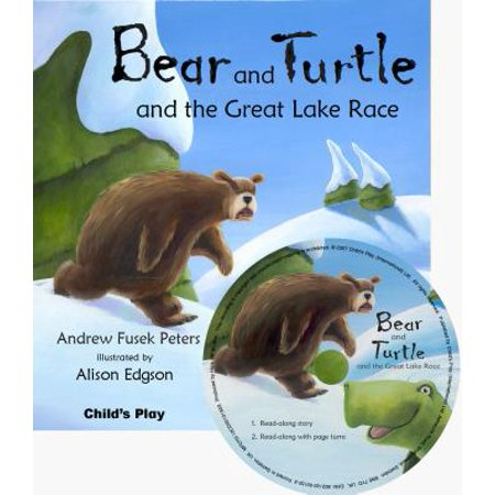 Bear and Turtle and the Great Lake (Turtles Race)