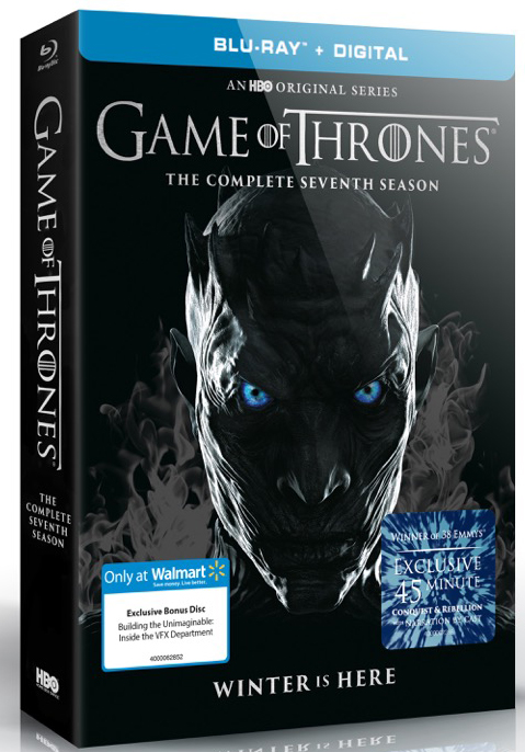 Game Of Thrones: Season 7 (Walmart Exclusive) (Blu-ray + Digital) by