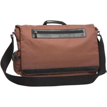 Nuo Mobile Field Bag For 17  Laptops  Brown