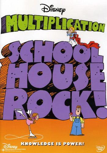 Schoolhouse Rock: Multiplication (DVD) by DISNEY/BUENA VISTA HOME VIDEO