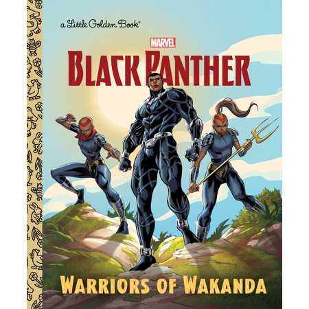 Warriors of Wakanda (Marvel: Black Panther) (Hardcover) (Think Panther)