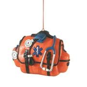 EMT Paramedic Medical Bag Christmas Tree Ornament