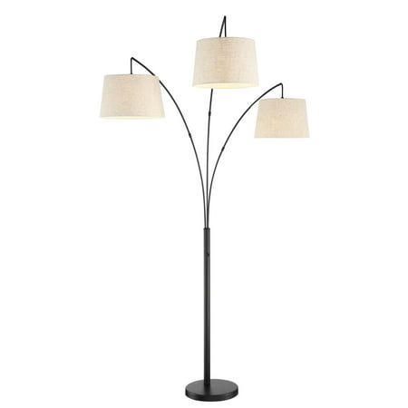Floor Lamp With 3 Shades