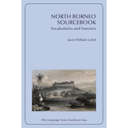 North Borneo Sourcebook: Vocabularies and Functors