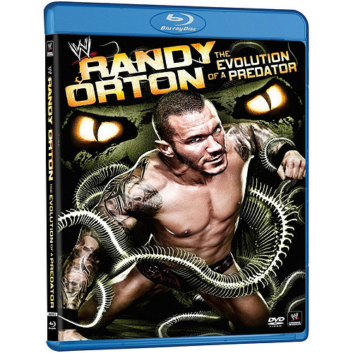 Randy Orton: The Evolution Of A Predator (Blu-ray) (Full Frame)