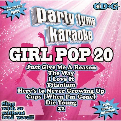 Party Tyme Karaoke: Girl Pop 20
