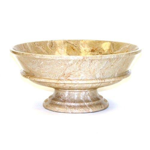 Nature Home Decor Marble Decorative Bowl by Nature USA