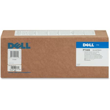 - Dell, DLLPY408, 1720/1720DN Standard-yield Toner Cartridge, 1 Each
