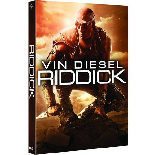Riddick (With INSTAWATCH) (Widescreen)