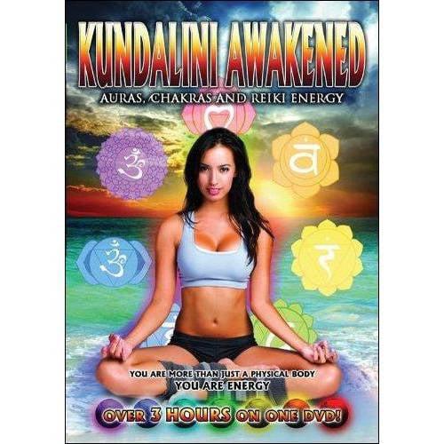Kundalini Awakened: Auras, Chakras And Reiki Energy