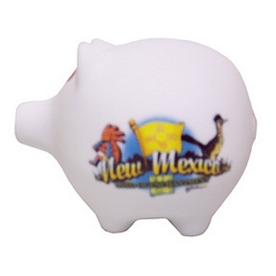 """Ddi New Mexico Piggy Bank 3"""" H X 4"""" W Elements (pack Of 60)"""