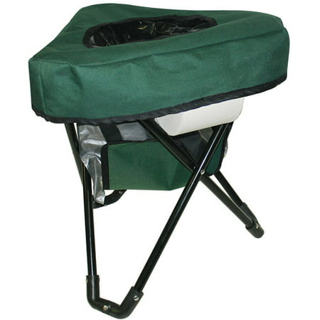 Reliance Tri-To-Go Portable Toilet/Camping Chair - Walmart.com