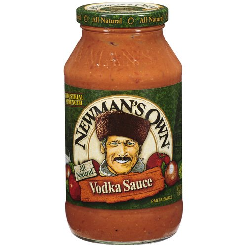 Newman's Own: Vodka Sauce Pasta Sauce, 24 Oz
