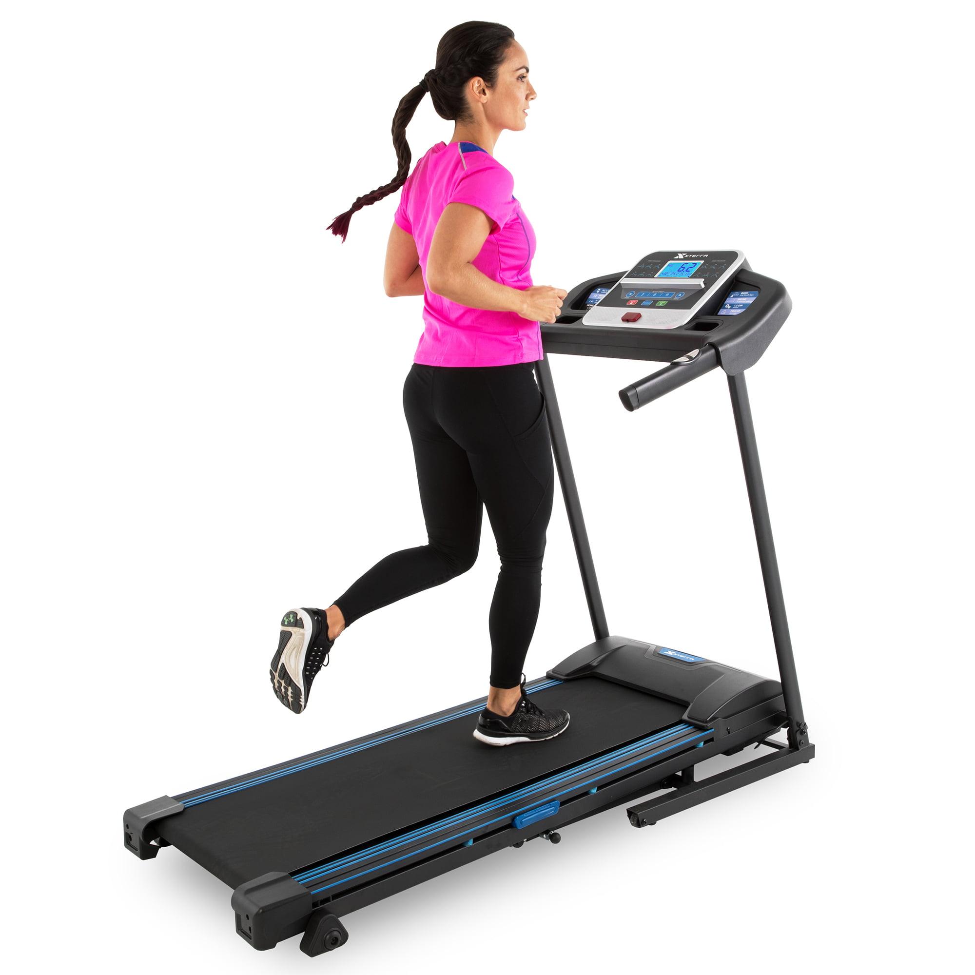 XTERRA Fitness TR200 Folding Treadmill with XTRASoft Cushioned Deck by Dyaco International
