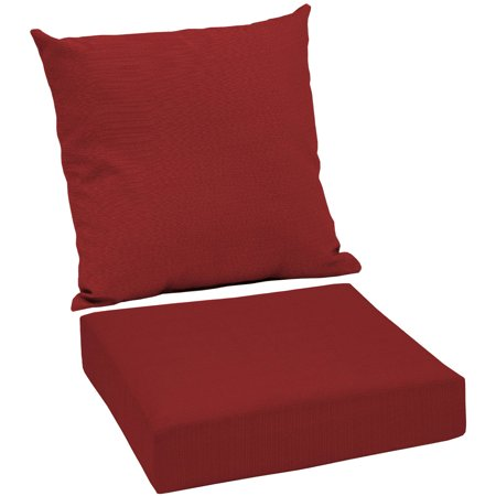 homes and gardens outdoor patio deep seat cushion set