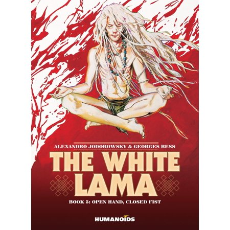 The White Lama #5 : Open Hand, Closed Fist - (Open And Closed Switch In A Circuit)