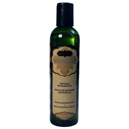Kama Sutra Massage Oil Naturals Vanilla Sandalwood (Kama Sutra Massage Oil Of Love)