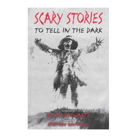 Scary Stories to Tell in the Dark (Paperback) - Scary Halloween Stories With Props