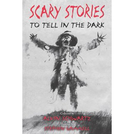 Scary Stories to Tell in the Dark (Paperback) - A Scary Halloween Story Fill In