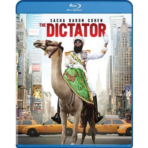 The Dictator (Banned and Unrated Version) (Blu-ray) (Widescreen)