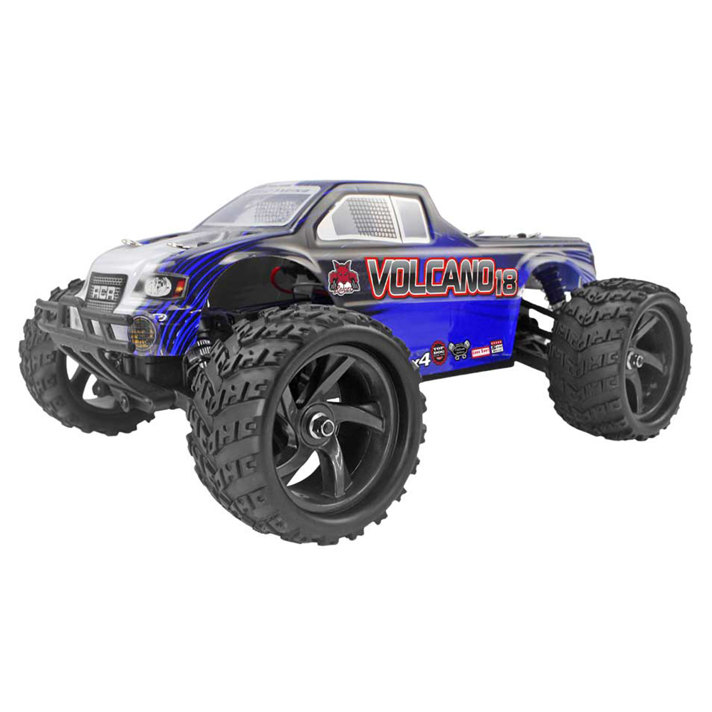 REDCAT Volcano 18 1:18 Scale Electric Brushed 370 RC Mons...
