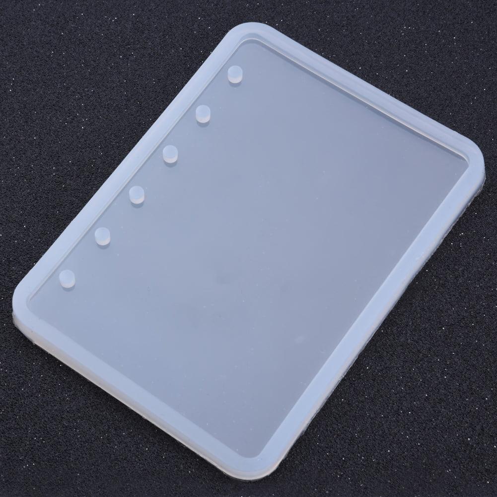 A7//A6//A5 Ordinateur Portable Forme Silicone Moule À faire soi-même Résine Livre Moule Cristal Époxy mofbes
