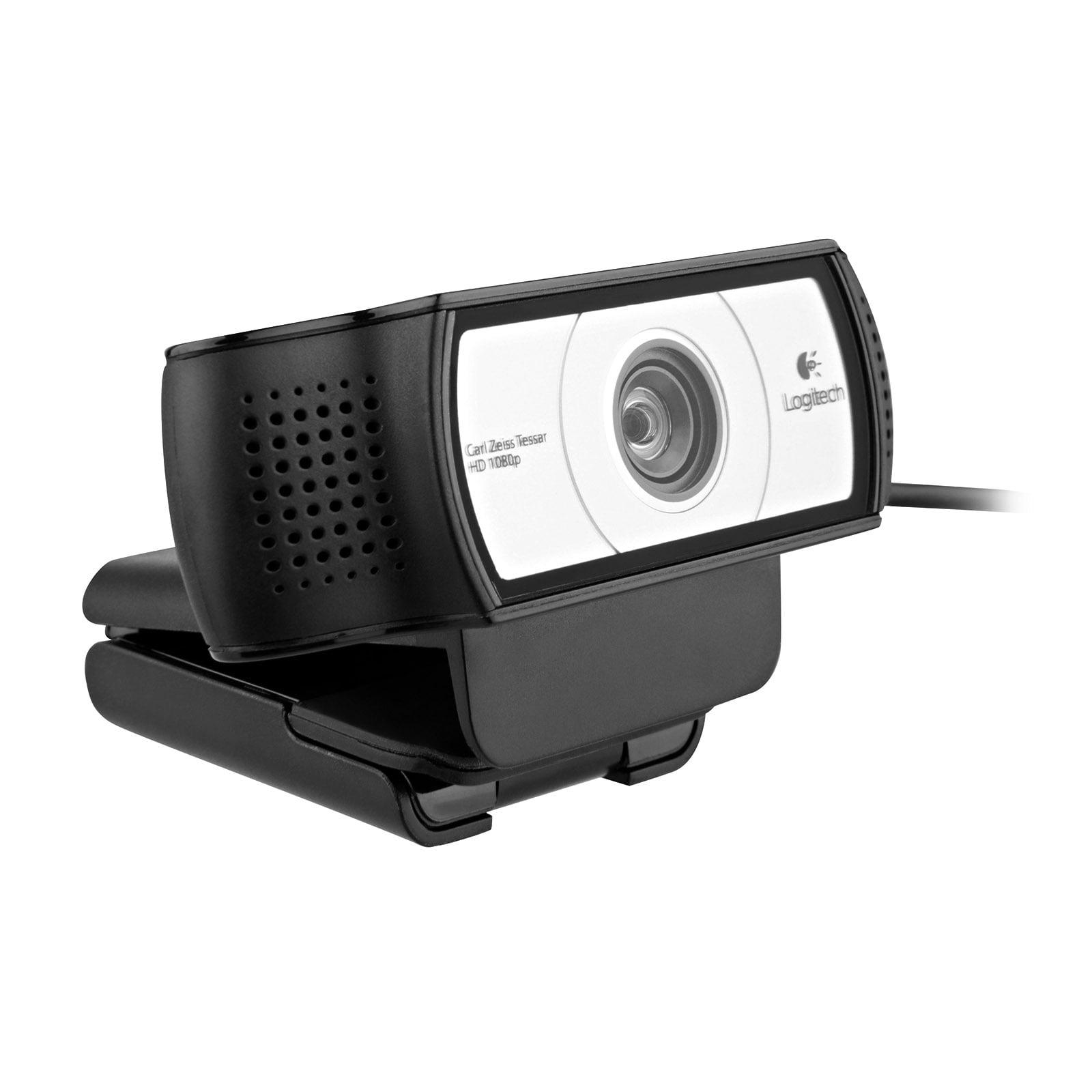 Logitech C930E 1080p HD USB Webcam (Black) (Certified Refurbished)