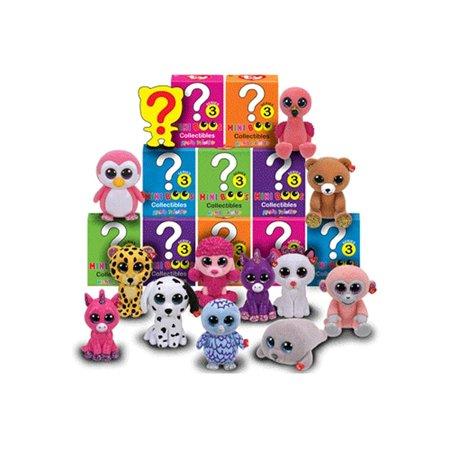 Beanie Boo Stuffed Animals (TY Beanie Boos - Mini Boo Figures Series 3 - BLIND BOX (1 random character)(2)