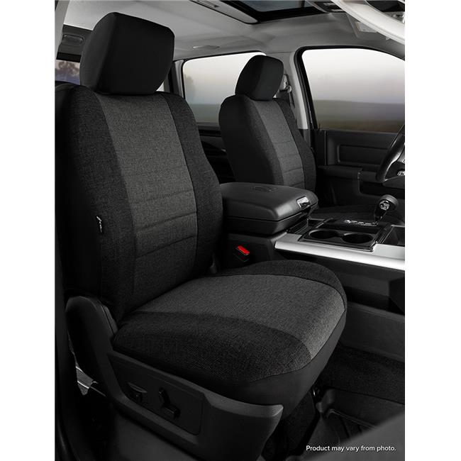 OE3734CHAR Ford 150, Front Seat Cover Bucket Seats 2015-Charcoal