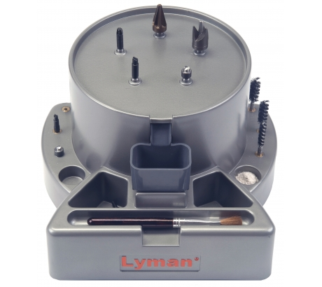 Click here to buy Lyman Case Preparation Xpress Center 230Volt by Lyman.
