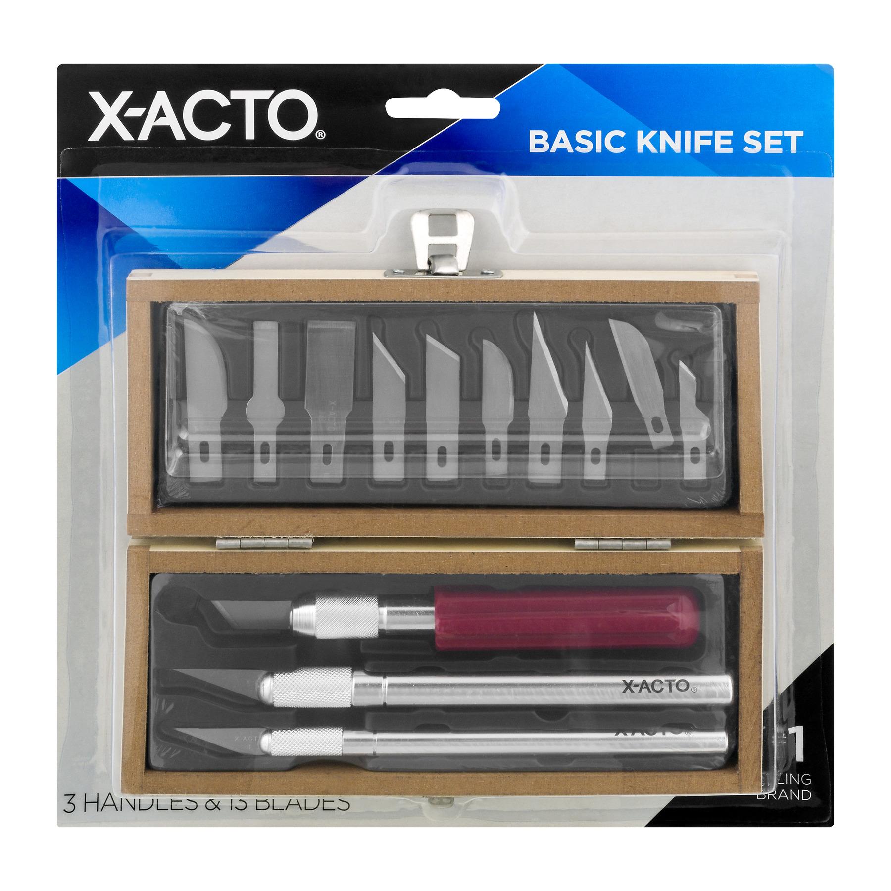 X-Acto Basic Knife Set, 1.0 CT