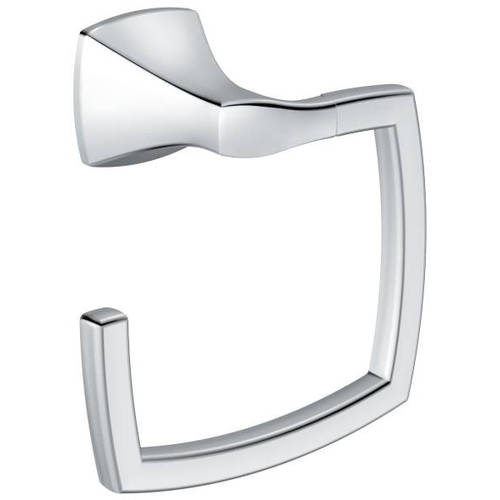 Moen CSI Voss Towel Ring, Available in Various Colors by Moen