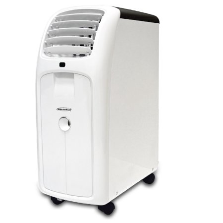 Soleus Air 8,000 BTU 3x1 Machine, Self Evaporative Portable A/C, Dehumidifier and Fan, Single hose (Cooling
