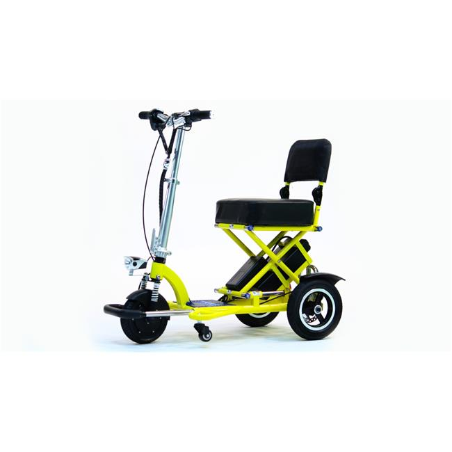 T3045-Y Triaxe Sport Scooter Yellow