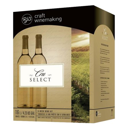 - Wine Ingredient Kit - CRU SELECT Australia Style Viognier Pinot Gris